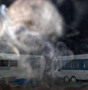 Eerie Spirit Picture