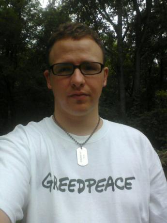 Greedpeace T