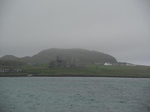 Approaching Iona