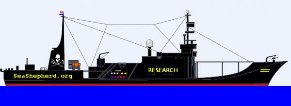 Yushin-class Sea Shepherd Vessel