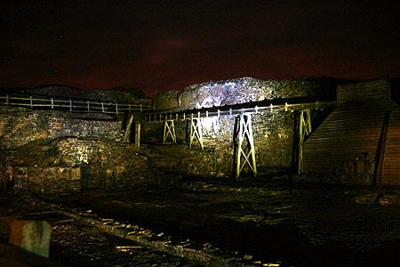 OWNE @ Nenthead Mines, Cumbria.
