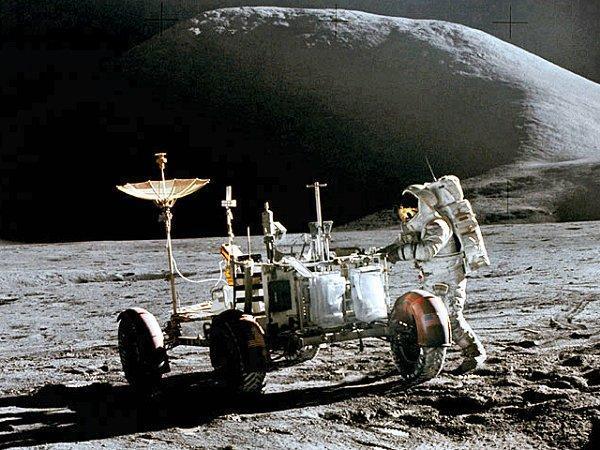 Apollo 15 - James Irwin