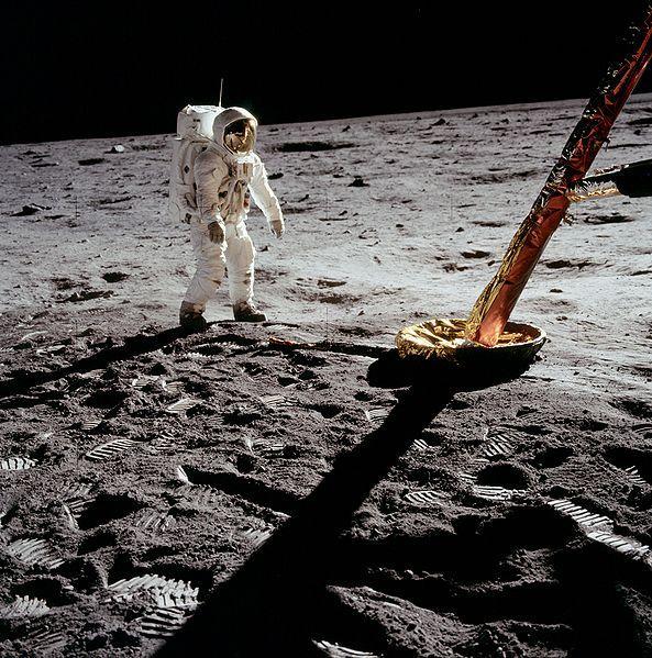 Apollo 11 - Buzz Aldrin (2)