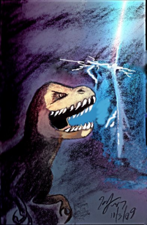 T-Rex and Storm