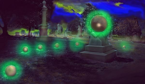 Mystery of the Merchant Ball - The Rotating Tombstone