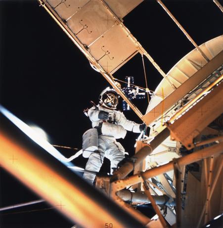Skylab Spacewalker