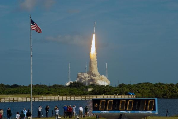 Ares I-X Launches!