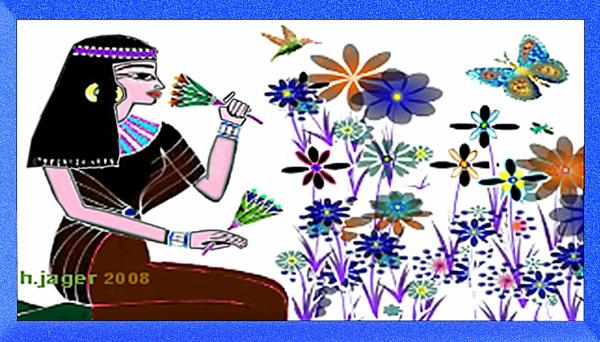 Flowers of Egypt