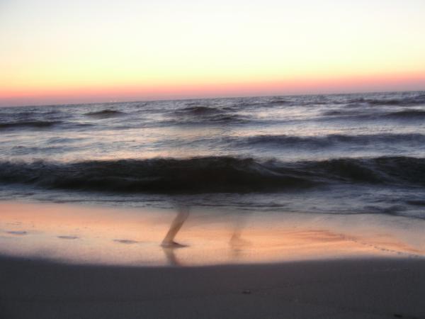 By the beach of Alexandria city
