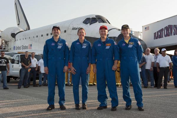 The Final Space Shuttle Mission: STS-135 - Standing Proud