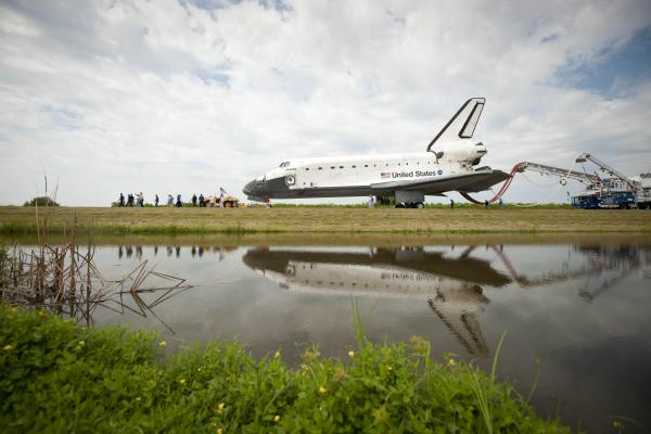 The Final Space Shuttle Mission: STS-135 - Atlantis Towed Back to OPF