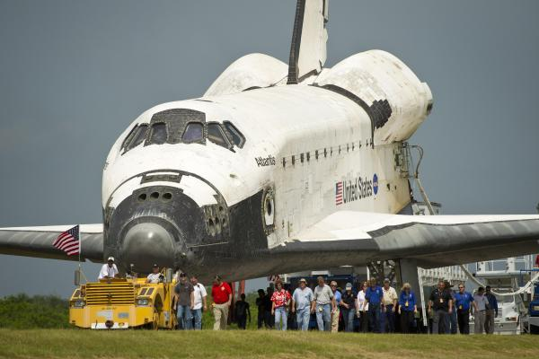 The Final Space Shuttle Mission: STS-135 - Back to the Beginning