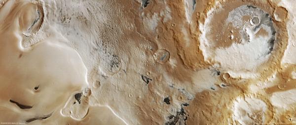Mars - Promethei Planum