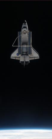 The Final Space Shuttle Mission: STS-135 - Atlantis and ISS Separate for the Final Time