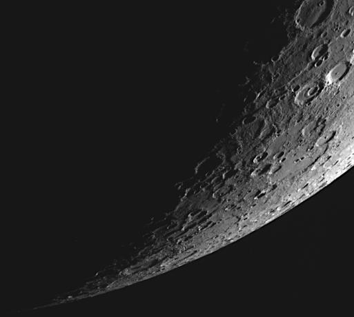 Mercury - Sliver of a Planet