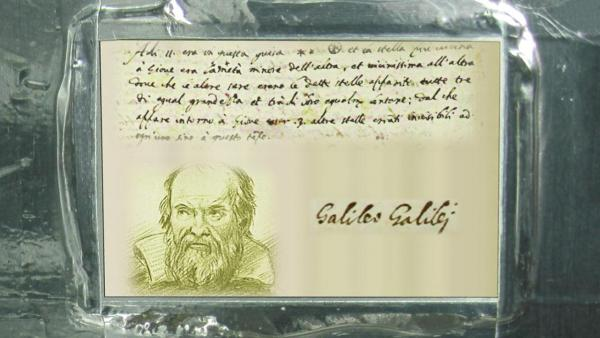 Galileo Plaque Headed to Jupiter