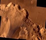 Mars - Ophir Chasma