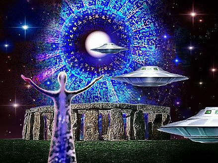 Stonehenge Enigma