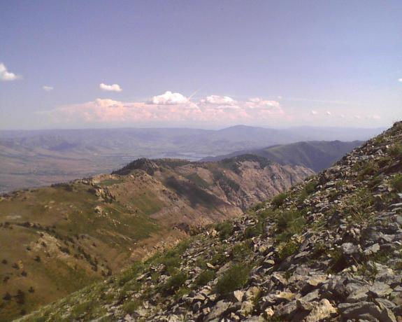 Ben Lomond Peak