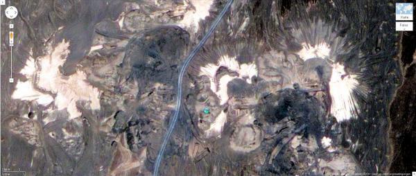 China's Desert Activities