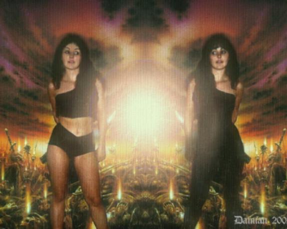 Twin Princess of Chaos