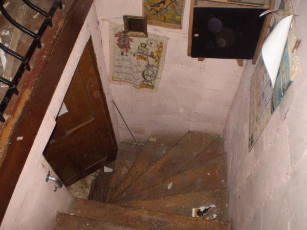 Orbs in a 18th century house