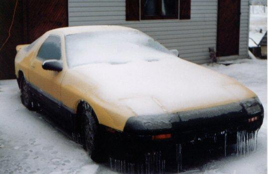 January 1998 Québec  Ice stom