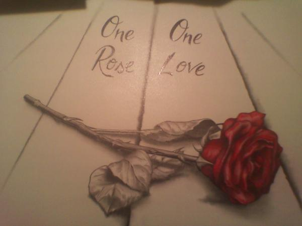 One Rose, One Love