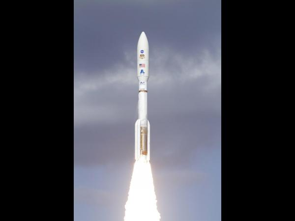 Liftoff! Curiosity Bound for Mars