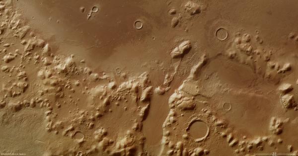 Mars - Phlegra Montes