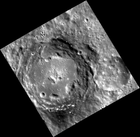 Mercury - Uncovering a Dark Past