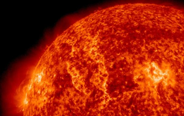 Erupting Solar Filament Forms Butterfly-wing Pattern