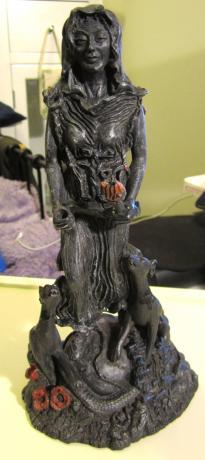 Interesting figurine
