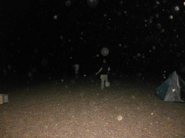 Arkansas river orbs 2