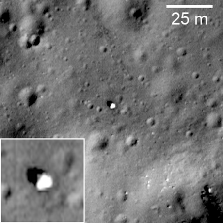 Lunar Reconnaissance Orbiter - Lunokhod 1 Revisited