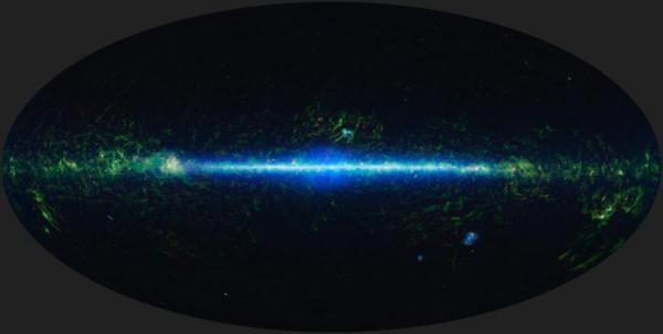 Mapping the Infrared Universe: The Entire WISE Sky
