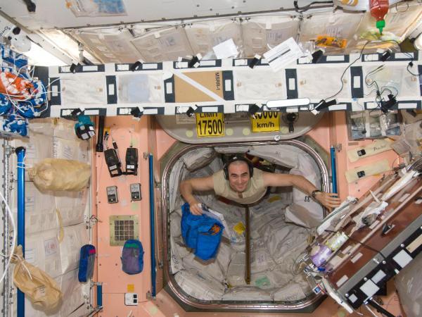 International Space Station - Anatoly Ivanishin