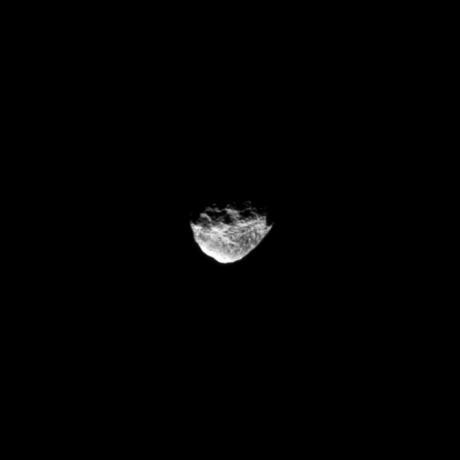 Cassini - Distant Hyperion