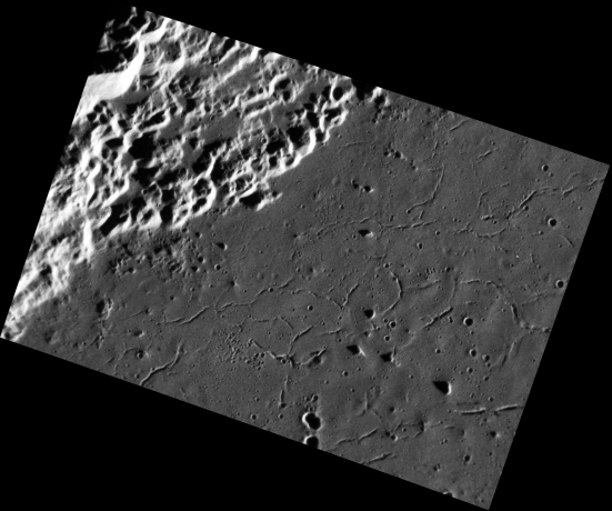 Mercury - A Crack in the Floor