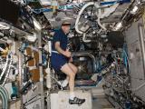 International Space Station - Astronaut Don Pettit