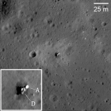 Lunar Reconnaissance Orbiter - Mare Crisium: Failure then Success (Luna 23)