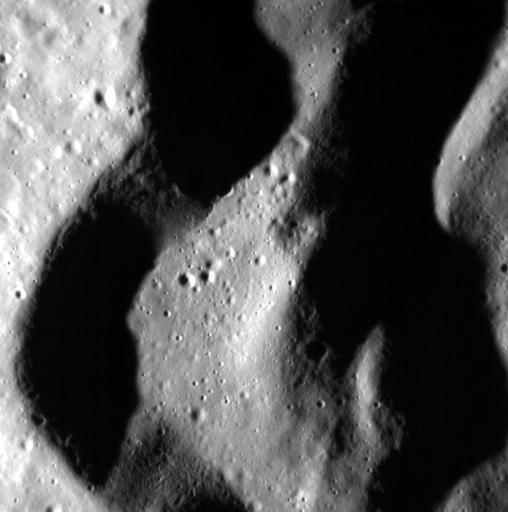 Mercury - Shadowed Terraces