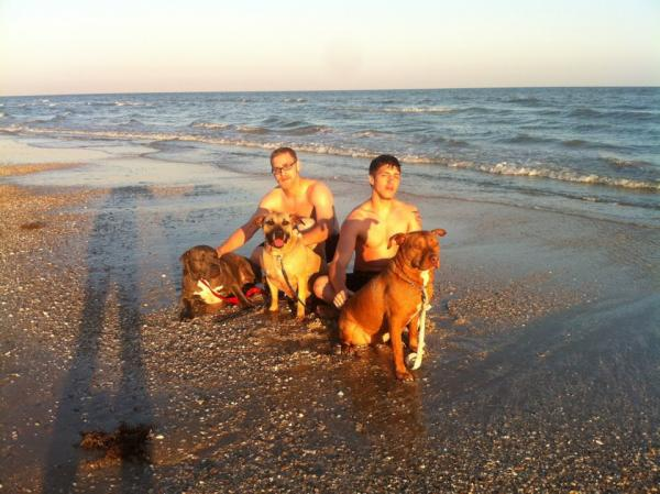Beach.  Mar/ 25 /12