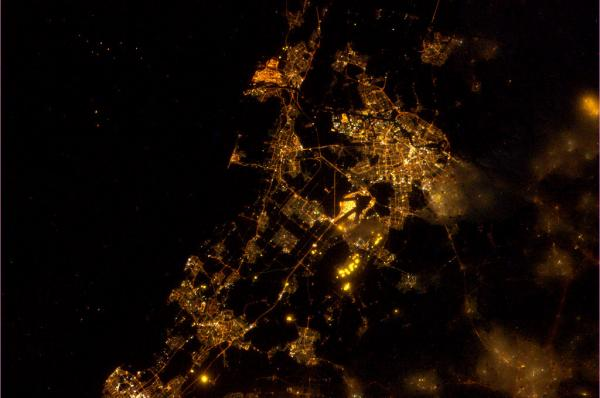 International Space Station - Amsterdam