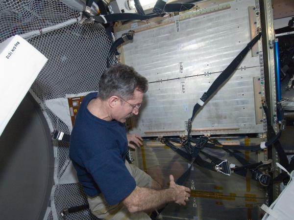 International Space Station - Dan Burbank