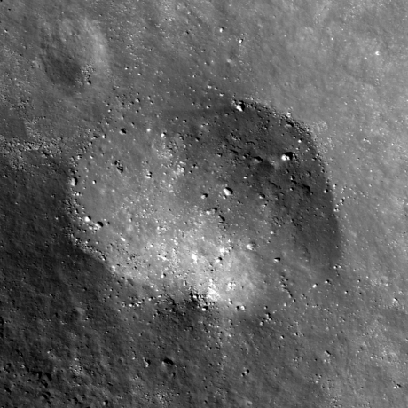 Lunar Reconnaissance Orbiter - Trapped at the Bottom