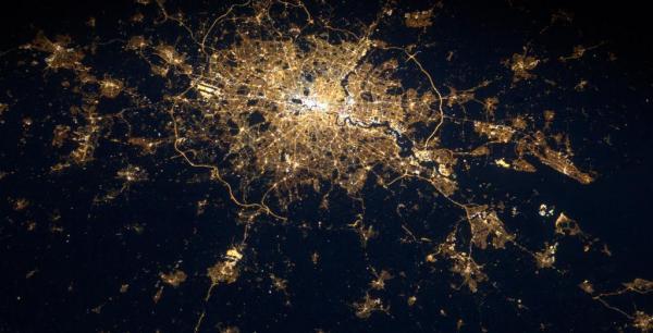 International Space Station - London