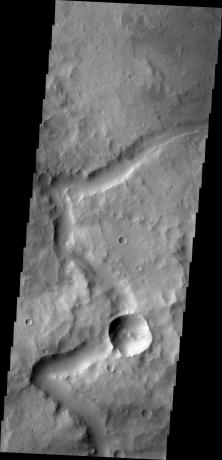 Mars Odyssey - Blocked Channel