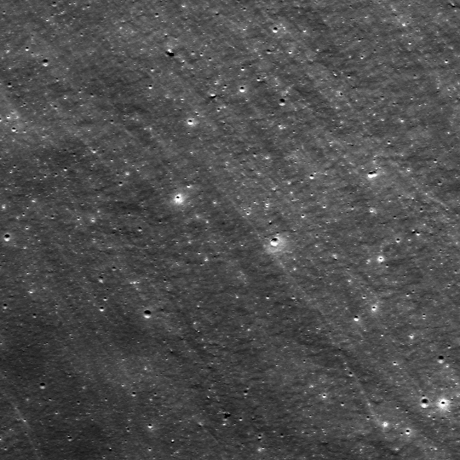 Lunar Reconnaissance Orbiter - Smooth Ejecta
