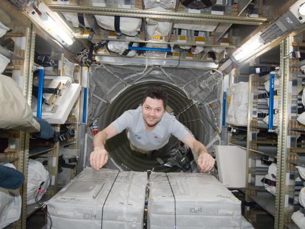 International Space Station - Oleg Kononenko